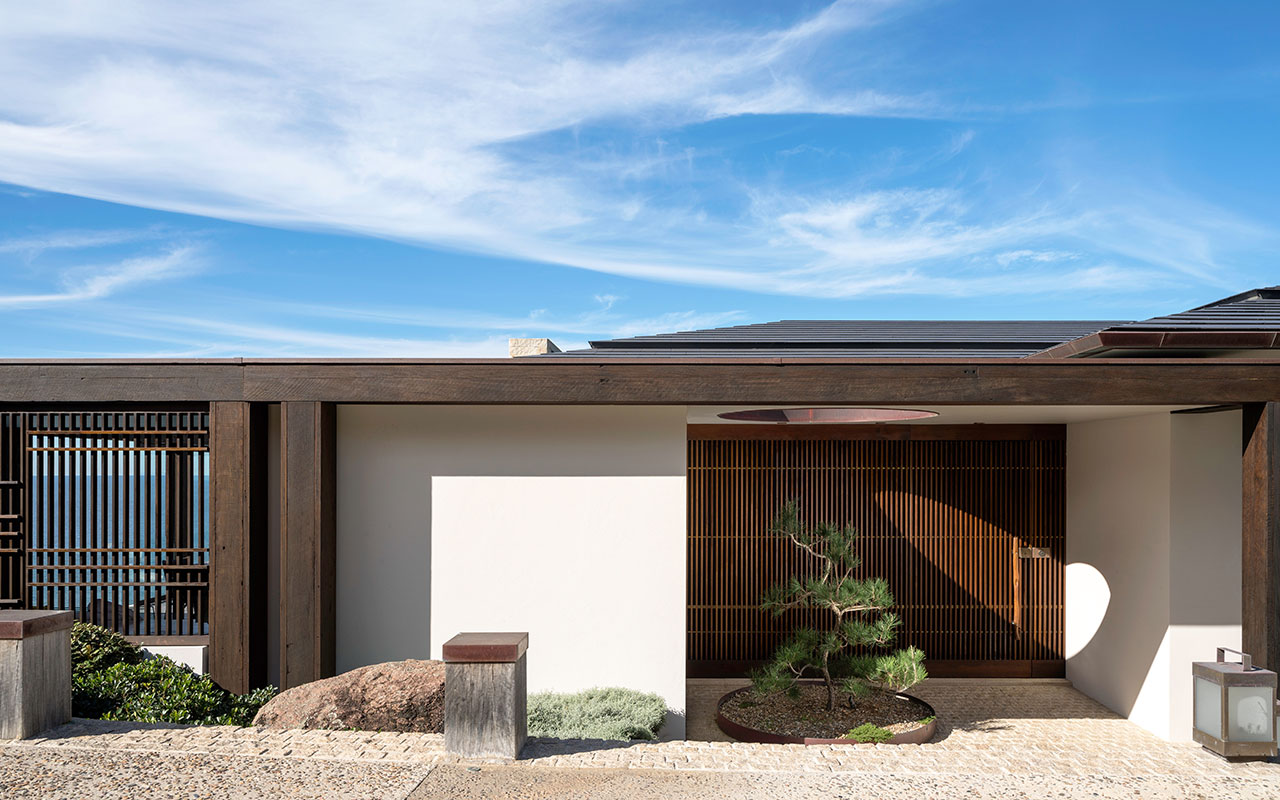 Campbell Architecture P1 House